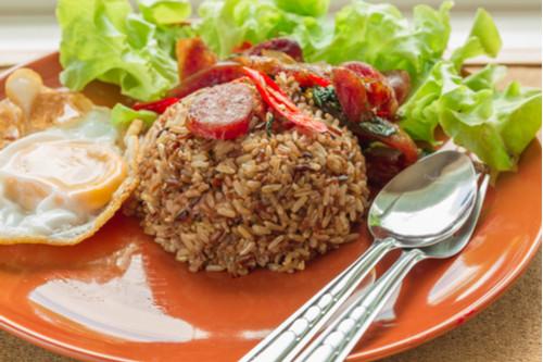 وصفات أرز الياسمين - طريقة عمل الأرز التايلاندي بصوص الترياكي