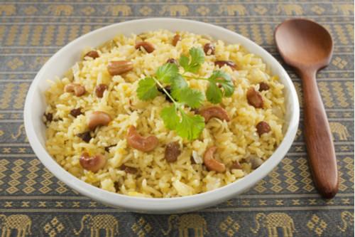 وصفات أرز الياسمين - طريقة عمل الأرز التايلاندي بالخلطة والمكسرات