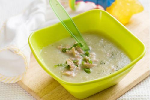 وصفات الأرز للرضع - طريقة عمل مهروس الأرز والدجاج والبطاطس للرضع