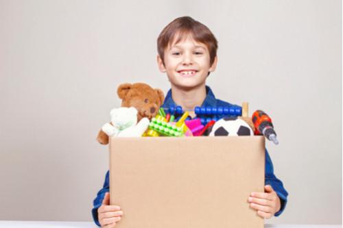 التبرع بالألعاب للأطفال المحتاجين - لعب أطفال