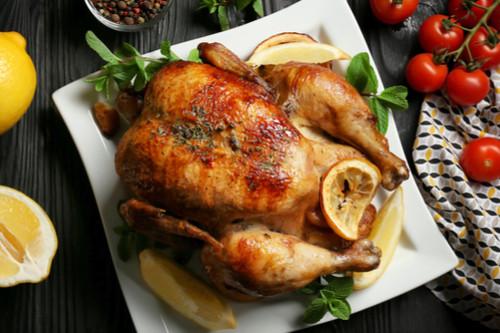 أكلات سعودية شهيرة - طريقة عمل دجاج فروج على طريقة الطازج