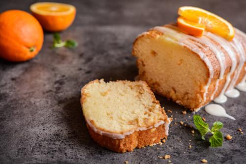 وصفات كيك - طريقة عمل كيك البرتقال