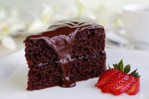 وصفات كيك - طريقة عمل كيك الشوكولاتة