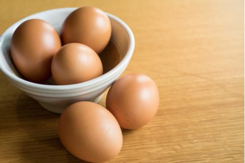 زيادة دسم حليب الأم - البيض