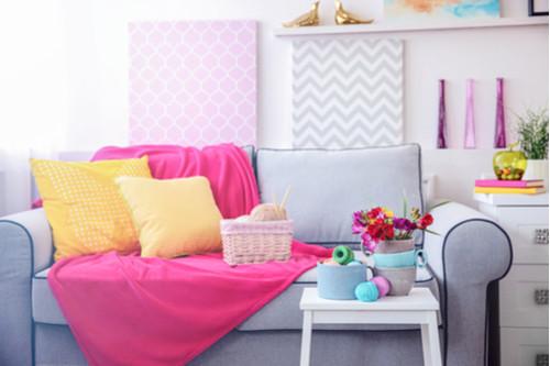 تجديد ديكور المنزل - التجديد في الألوان