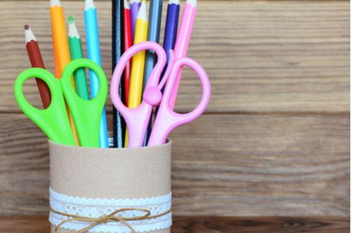 إعادة تدوير أغطية المشروبات الغازية - حامل أقلام