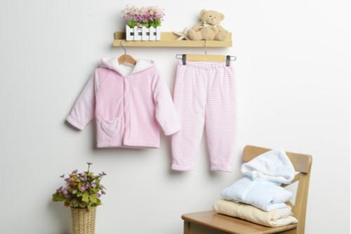 بيجامات نوم للأطفال - بيجامات شتوي قطيفة