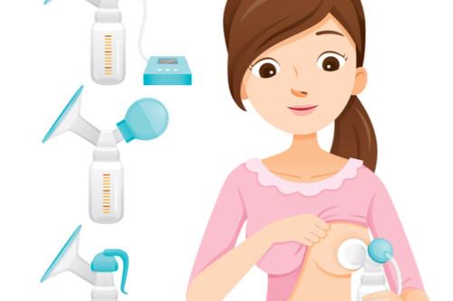 شفط الحليب من الثدي - كيفية شفط الحليب من الثدي