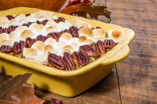حلويات بالشعيرية العادية - طريقة عمل حلوى الشعرية بجوز الهند والمارشميللو