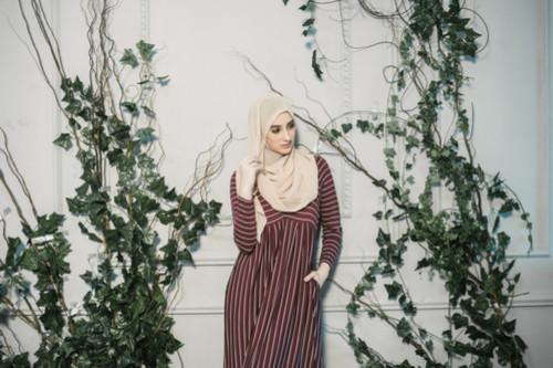 تقليل الشعور بالحرارة في رمضان - الفساتين الطويلة
