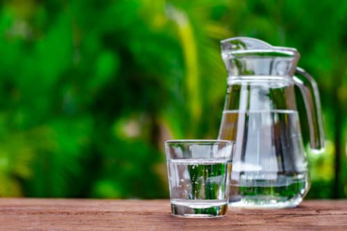 السفرة في رمضان - إبريق الماء