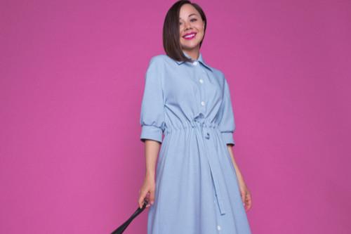 ملابس العيد للنساء - فستان