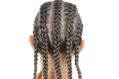 تسريحات شعر للأطفال - ضفائر الراستا