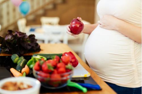 مراحل الحمل - مرحلة تنظيم التغذية في أثناء الحمل