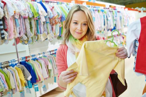 مراحل الحمل - شراء احتياجات المولود الجديد