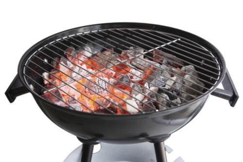 جعل اللحوم المشوية طرية - الانتباه لدرجة حرارة الشواية والفحم