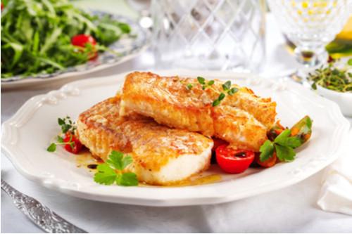 أكلات صحيةسريعة - طريقة عمل السمك الفيليه