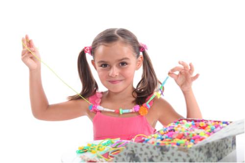 أعمال يدوية للأطفال - إكسسوارات متنوعة