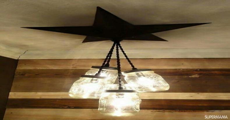 أفكار لتجديد ديكور المنزل - تجديد الإضاءة