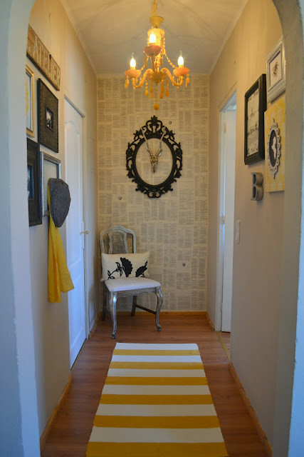 أفكار ديكور منزلية - ديكور ورق حائط