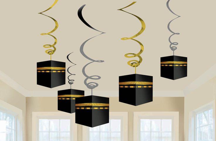 زينة رمضان في البيت-مجسم للكعبة الشريفة