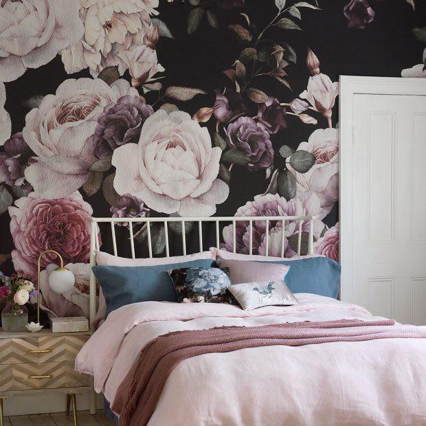 تجديد ديكور المنزل - ورق حائط