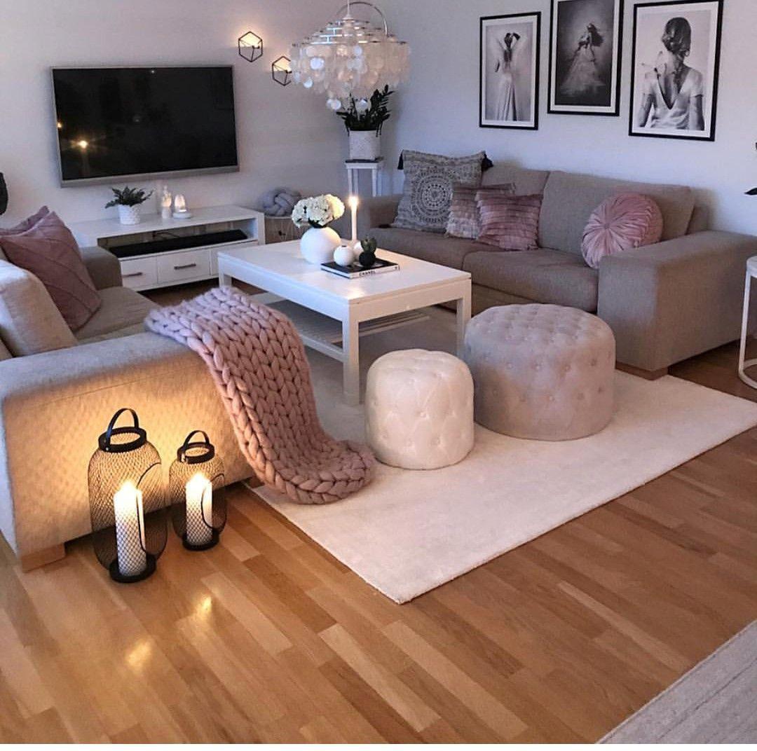استخدام الشموع في ديكور المنزل