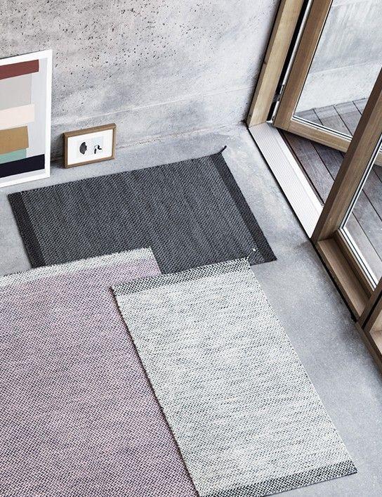استخدام الأغطية المختلفة في ديكور المنزل