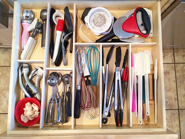 مطبخ مرتب ومنظم 3