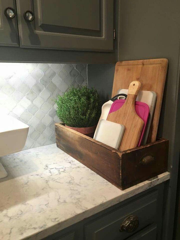 حيل لمطبخ منظم ومرتب 11