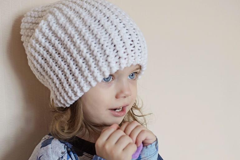 أغطية الرأس للبنات في الشتاء 1