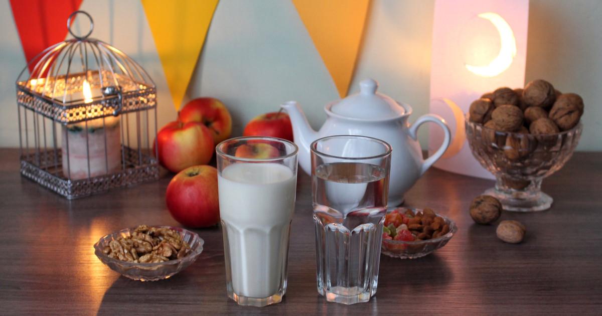 مشروبات رمضانية - سوبيا