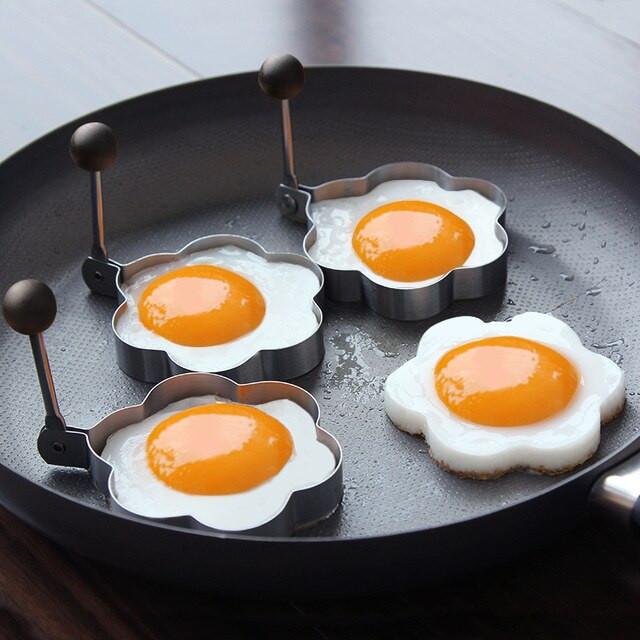 أدوات المطبخ - قوالب قلي البيض