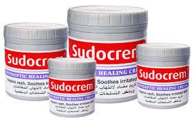 سودو (Sudocrem) لعلاج التهابات الحفاضة عند الأطفال