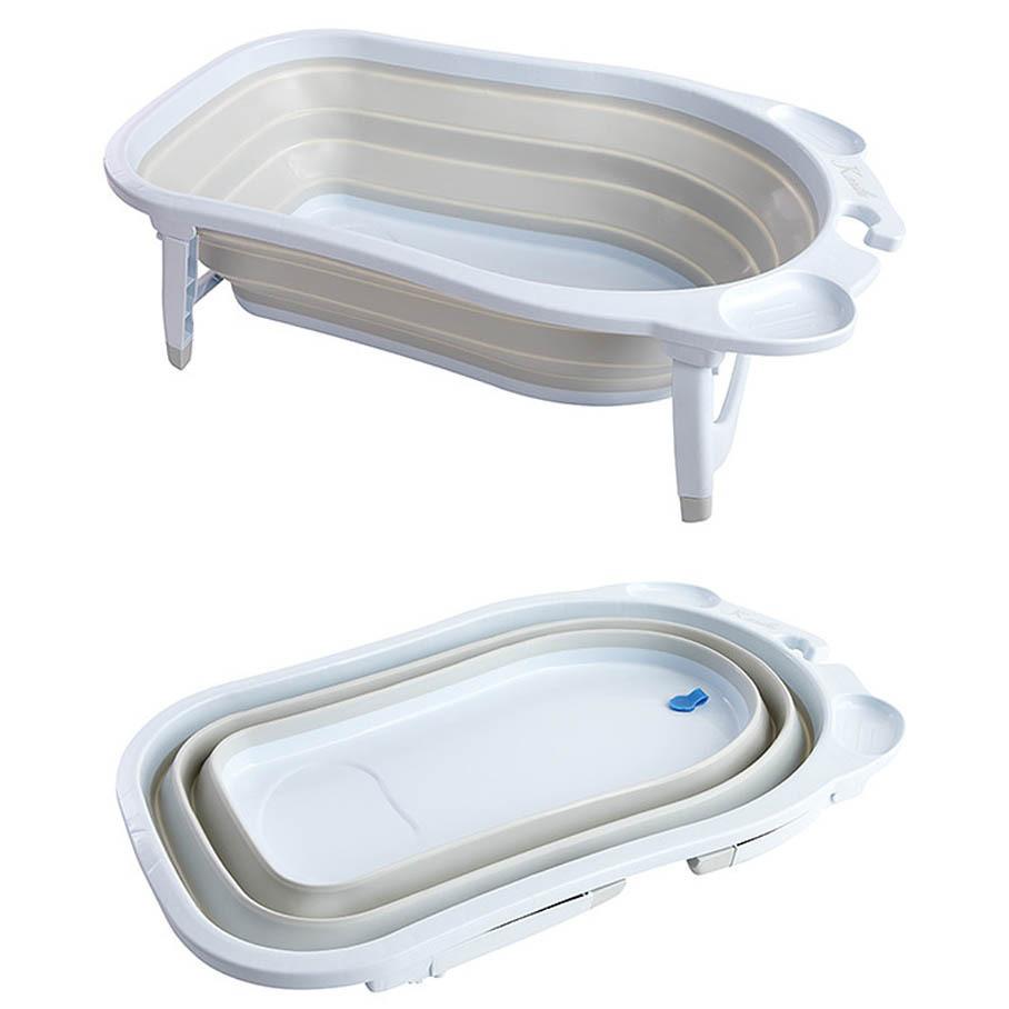 حوض استحمام قابل للطي