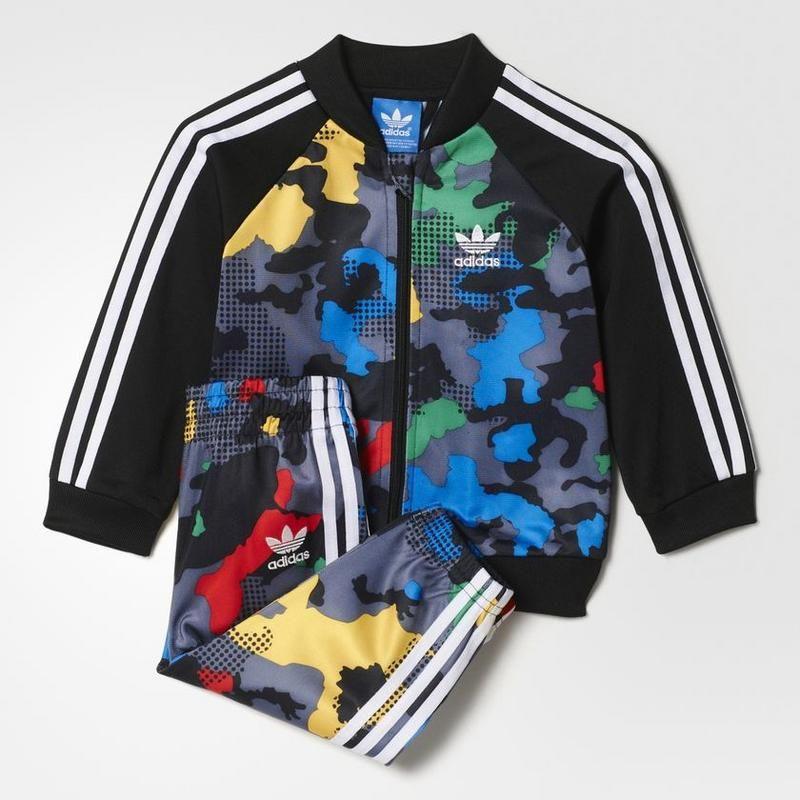 fd7d075b8 أفضل الملابس الرياضية للأطفال. أديداس سبورت إستايل بدلة ...