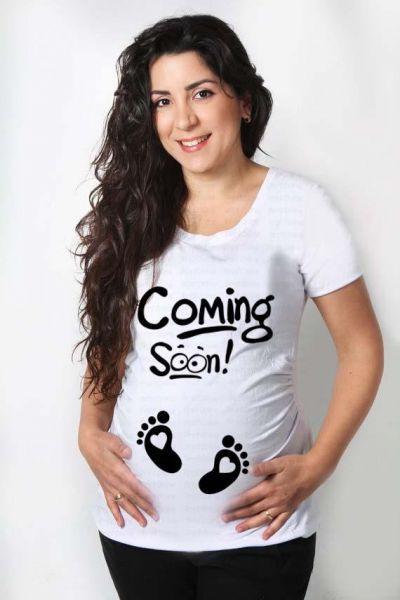 بلوزات حمل للنساء 5
