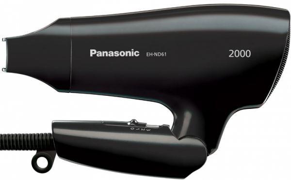 مجفف الشعر بانسونيك hair dryer ND61
