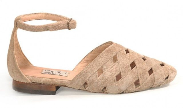 أحذية للحوامل مريحة - صنادل مسطحة