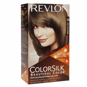 صبغة شعر بدون أمونيا - صبغات الشعر من ريفلون Revlon