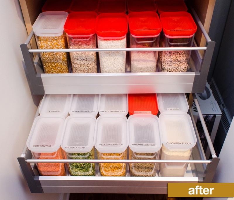 منتجاتلتنظيم المطبخ - أدراج المطبخ