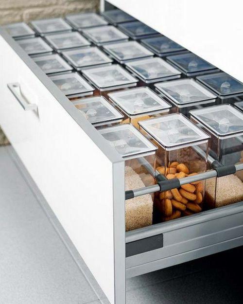 منتجاتلتنظيم المطبخ - برطمانات صغيرة