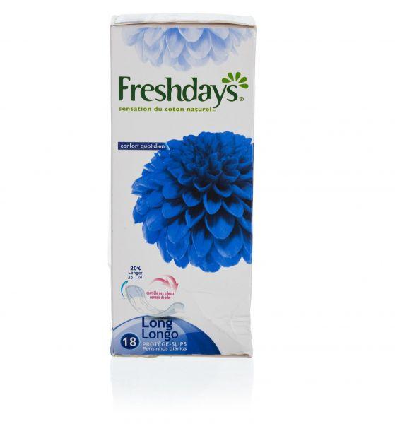 أنواع فوط صحية يومية - فريش دايز