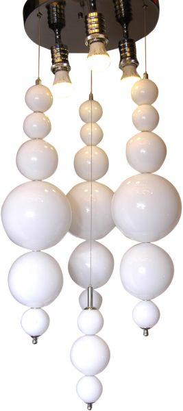 أشكال الإضاءة المنزلية - نجف شمعدان مودرن