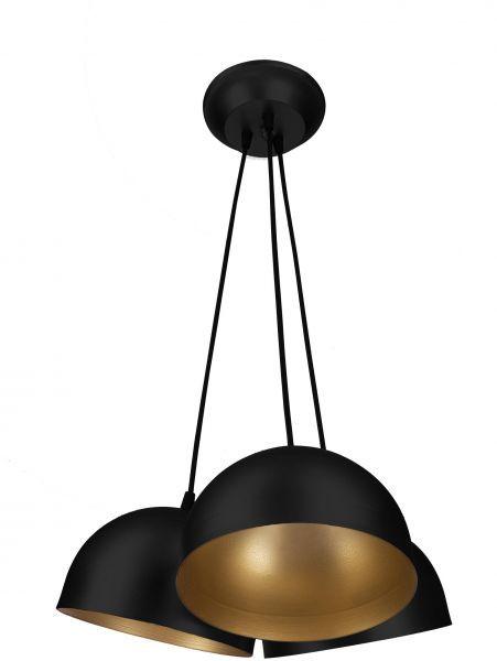 أشكال الإضاءة المنزلية - نجف ثلاثي