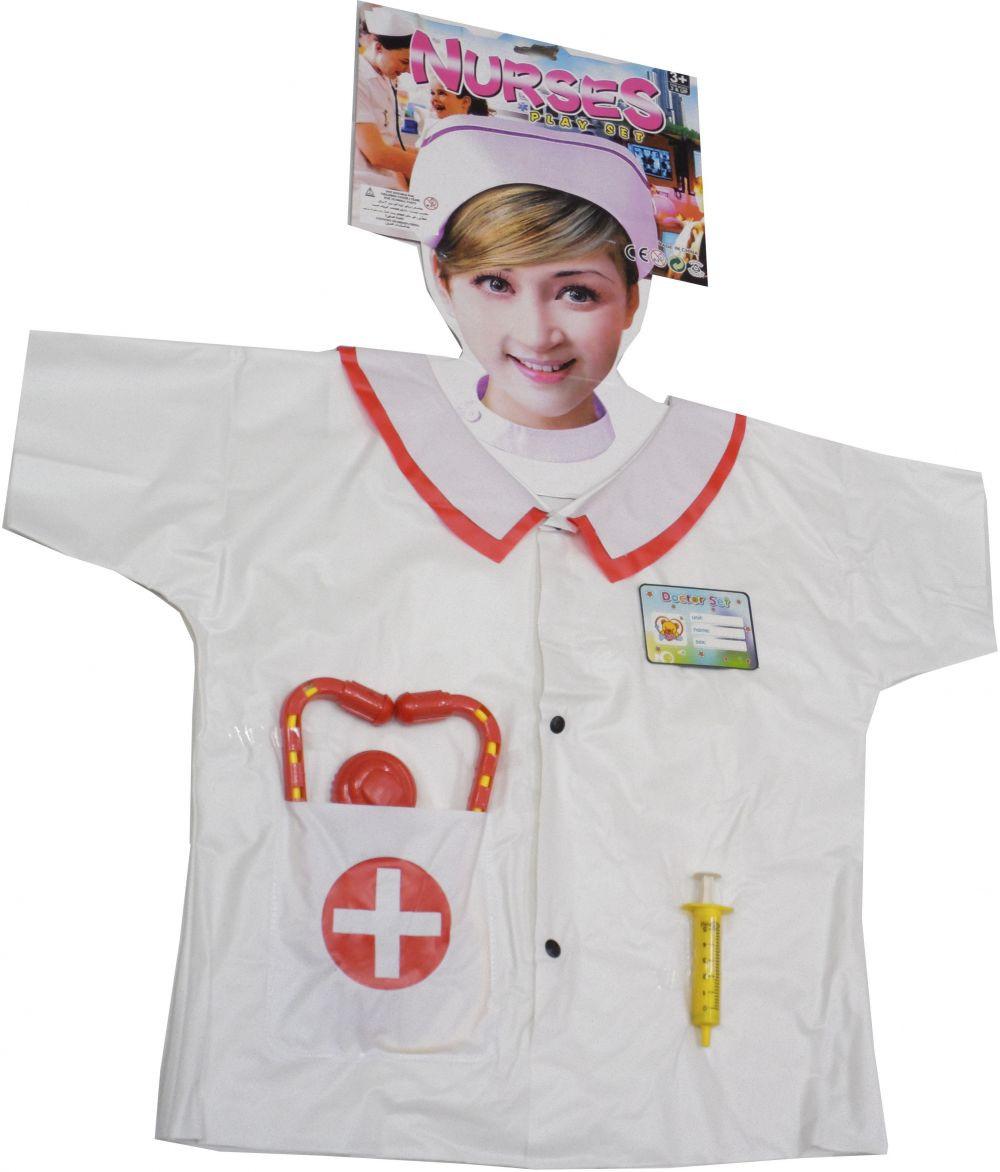 ملابس تنكرية للأطفال - زي الطبيب