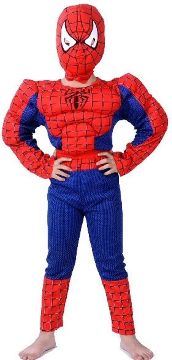 ملابس تنكرية للأطفال - زي الرجل العنكبوت سبايدرمان