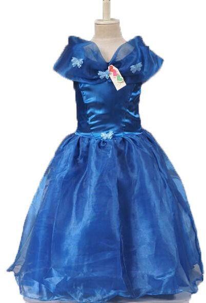ملابس تنكرية للأطفال - ملابس أميرات ديزني للبنات