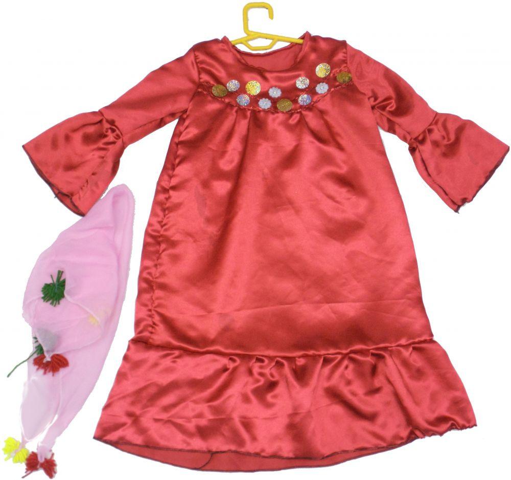 ملابس تنكرية للأطفال - لباس تنكري على هيئة فلاحة للبنات