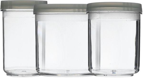 أدوات تنظيم المطبخ - برطمانات تخزين